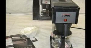 BUNN GRB Velocity Brew 10-Cup Home Coffee Brewer Review