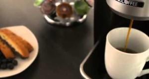 Amazon com  Mr  Coffee Single Serve Coffee Brewer BVMC KG6 001, 40 Ounce, Black  Single Serve Brewin