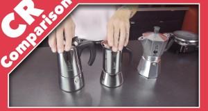 Bialetti Stovetop Espresso Pots | CR Comparison