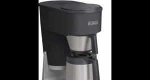 BUNN ST Velocity Brew 10-Cup Thermal Carafe Home Coffee Brewer Review