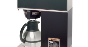 BUNN VPR TC 12 Cup Pourover Thermal Carafe Coffee Brewer Review