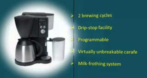 Capresso 10-Cup Coffee/Cappuccino Makers Review
