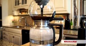 Chefs Corner with KitchenAid – Siphon Coffee Maker