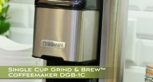 Cuisinart Canada – Single Cup Grind & Brew Coffeemaker
