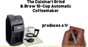 Cuisinart Chw-12 Coffee Plus 12-cup Programmable Coffeemaker With Hot Water System