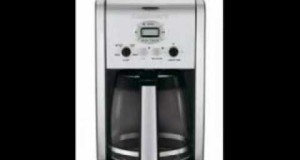 Cuisinart DCC-2600 Brew Central 14-Cup Programmable Coffeemaker With Glass Carafe Review
