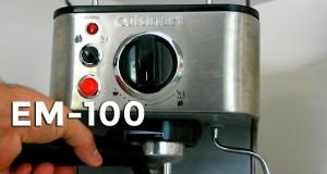 Cuisinart EM100 Espresso Maker Review