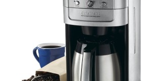 Cuisinart Grind & Brew Thermal 12-Cup Automatic Coffeemaker – Best Coffee Makers