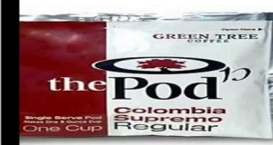 Details The POD, 1-Cup Coffee Pods – Colombia Supremo (Regular) 250 Pods/Box Product images