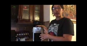 DIY kitchen hack making iced tea with your coffee maker