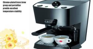 Gaggia 102532 Espresso-Pure Semi-Automatic Espresso