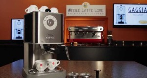 Gaggia Baby Twin – The Authentic Espresso Machine