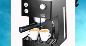 Gaggia Espresso Cubika Plus RI8151/60 Coffee Machine – Black