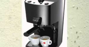 Gaggia Espresso Pure 74840 Coffee Maker – Black
