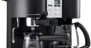 get B008EYP5HC KRUPS XP1600 Coffee Maker and Espresso Machine Combination, Black