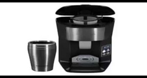 Get Black & Decker CM625B Programmable Single Serve Coffee Maker with Travel Mug, Bl Best