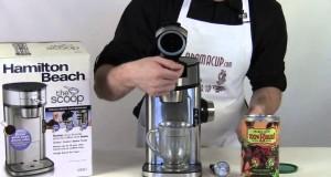 Hamilton Beach 49981A Single Serve Scoop Coffee Maker Reviews