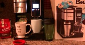 Hamilton Beach FlexBrew Programmable Single Serve Coffeemaker