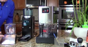 How to make a Starbucks latte at home with the Gaggia Classic & Rancilio Rocky