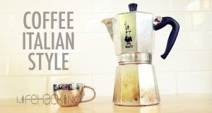 How to Use a Moka Pot for Espresso Style Coffee