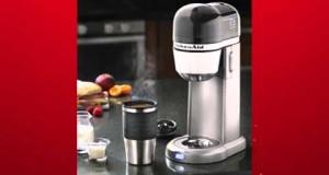 KitchenAid KCM0402CU Personal Coffee Maker Contour Silver Review
