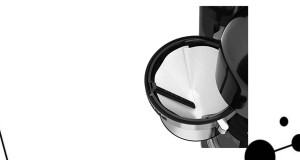 Kitchenaid Pour Over Coffee Maker  KCM0802  Onyx Black