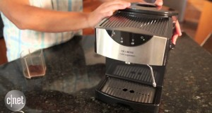 Make espresso drinks from scratch and on the cheap with Mr. Coffee