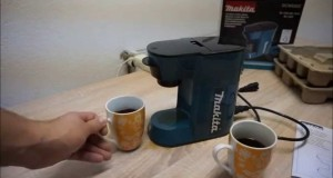 makita Kaffeemaschine Akku  (vorstellung) makita cordless coffee maker makita Akku Kaffeemaschine