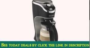 Mr. Coffee Bvmc-el1 24 Oz Cafe Latte / Coffee / Hot Chocolate Home Brewer Black