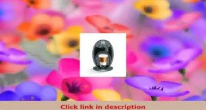 NESCAFÉ Dolce Gusto Coffee Machine EDG250B Jovia Manual Coffee by DeLonghi  Black