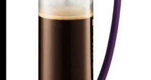 New Bodum New Brazil 8-Cup French Press Coffee Maker, 34-Ounce, Purple Product images