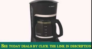 New – MR COFFEE SKX23-NP 12-CUP PROGRAMMABLE COFFEE MAKER by MR COFFEE