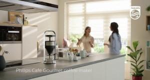 Philips Café Gourmet Coffee maker – Handmade filter coffee since 1988