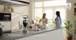 Philips Café Gourmet Coffee maker – Handmade filter coffee since 1988 also with paper filter