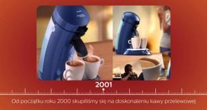Philips Coffee machine heritage