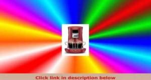 Philips HD782580 Deep Red Senseo Coffee Machine