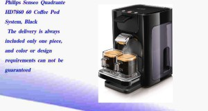 Philips Senseo Quadrante HD7860 60 Coffee Pod System