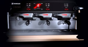Rancilio Classe 11 – a coffee machines concept never seen before