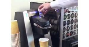 Single Cup Coffee Vendor by HealthyYOU Vending