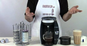 Single Serve Coffee Makers – Tassimo by Bosch TAS4516UC Review