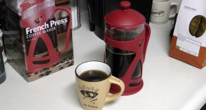 Sunlit French Press Coffee Maker REVIEW (How To Make French Press Coffee)