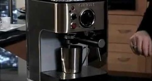 The ideal Cup of Espresso – The Cuisinart Espresso Maker Is the Ideal