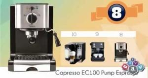 Top 10 Semi-Automatic Espresso Machines 2015